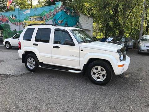 2004 Jeep Liberty for sale in Pittsburgh, PA