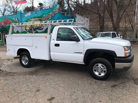 2005 Chevrolet Silverado 2500HD for sale in Pittsburgh, PA
