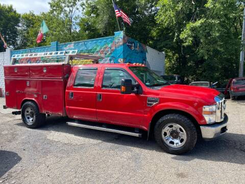 2008 Ford F-350 Super Duty for sale at Showcase Motors in Pittsburgh PA
