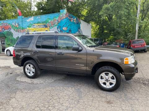 2005 Ford Explorer for sale at Showcase Motors in Pittsburgh PA