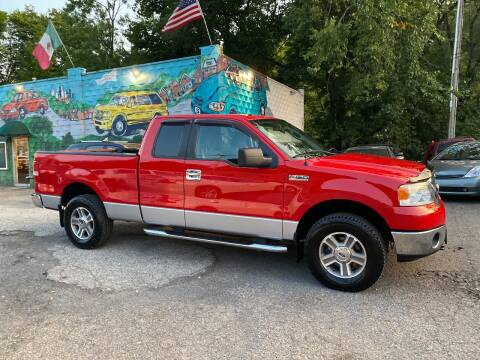 2007 Ford F-150 for sale at Showcase Motors in Pittsburgh PA