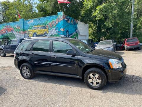 2007 Chevrolet Equinox for sale at Showcase Motors in Pittsburgh PA