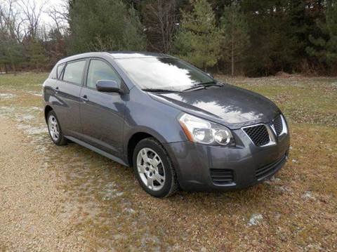 2010 Pontiac Vibe for sale in Kieler, WI