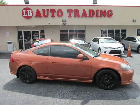2006 Acura RSX for sale in Orlando, FL