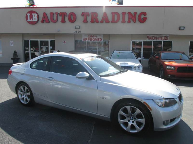 Bmw Series AWD Xi Dr Coupe In Orlando FL LB Auto Trading - 2008 bmw 328xi coupe