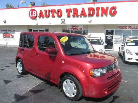 2011 Nissan cube for sale in Orlando, FL