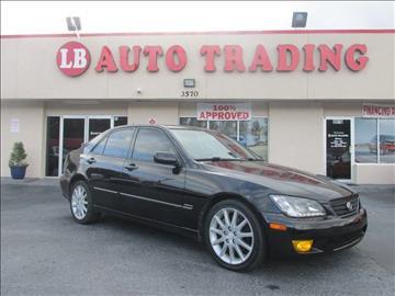 2003 Lexus IS 300 for sale in Orlando, FL