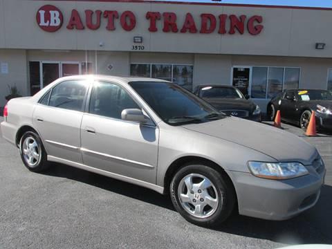 1998 Honda Accord For Sale In Des Moines Ia Carsforsale Com