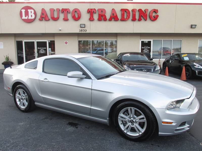 2014 Ford Mustang V6 2dr Fastback In Orlando FL - LB Auto Trading
