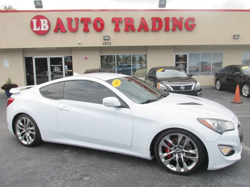 2016 Hyundai Genesis Coupe 3.8 Ultimate 2dr Coupe 6M W/Black Interior    Orlando FL