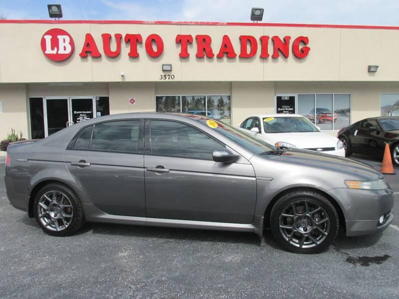 2007 Acura Tl For Sale At Lb Auto Trading In Orlando Fl