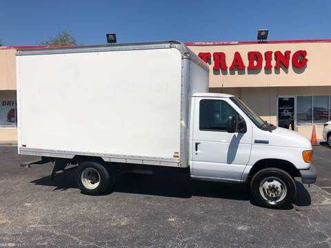 2007 Ford E-Series Chassis for sale in Orlando, FL