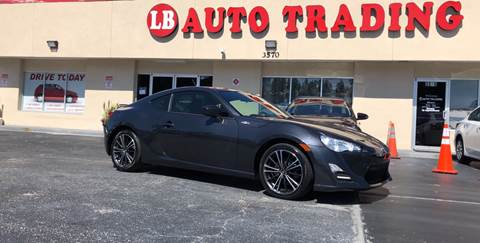 2013 Scion FR-S for sale in Orlando, FL