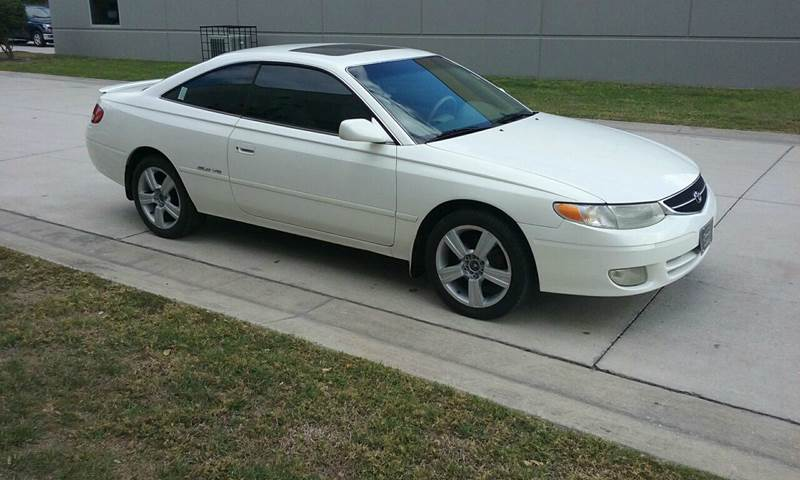 2000 Toyota Camry Solara SLE V6 2dr Coupe - Tampa FL