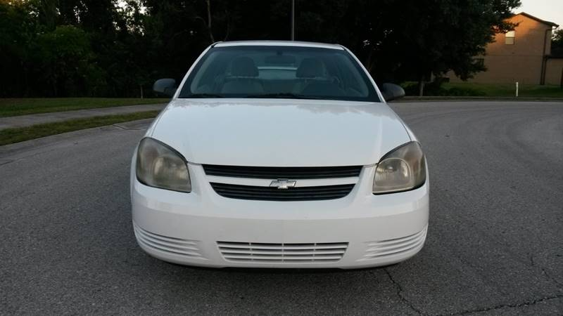 2008 Chevrolet Cobalt LS 2dr Coupe In Tampa FL - Coastal Car