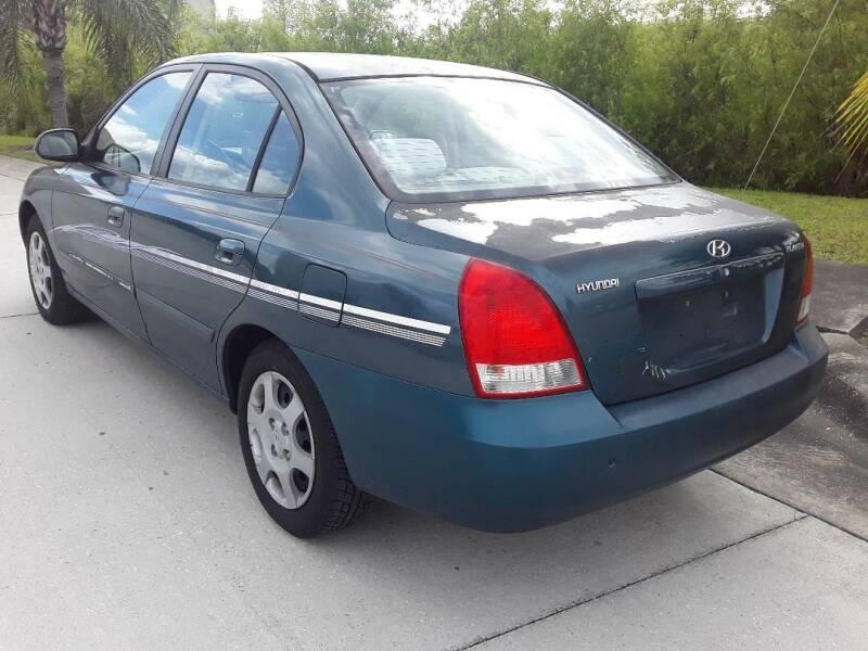 2003 Hyundai Elantra GLS 4dr Sedan - Tampa FL