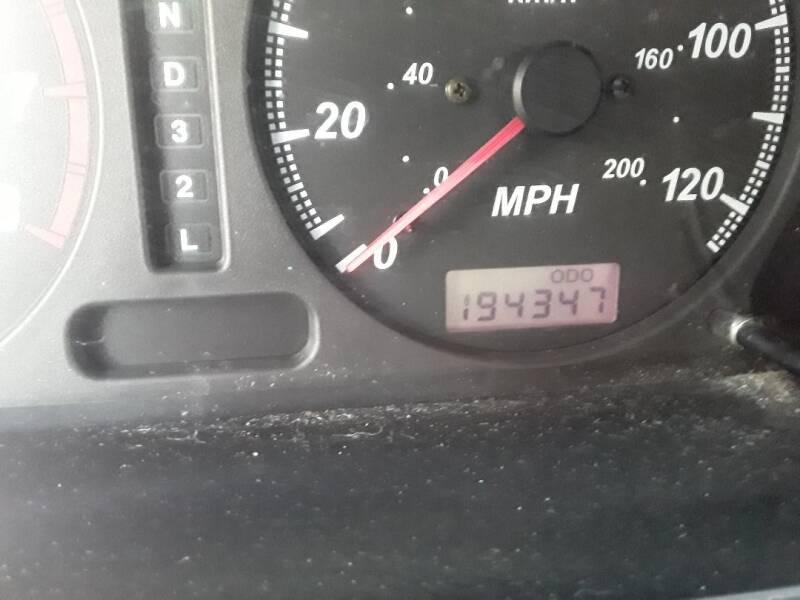 2002 Isuzu Rodeo LS 2WD 4dr SUV - Tampa FL