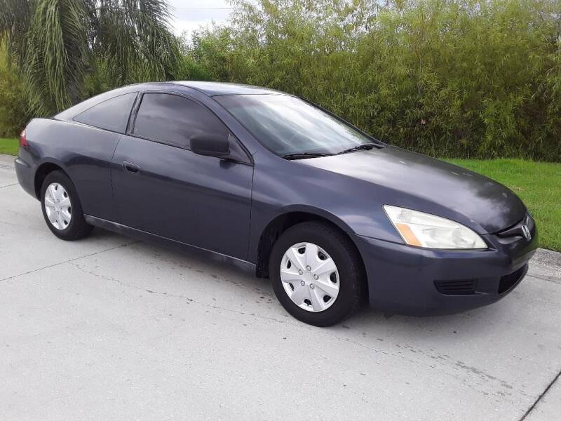 2003 Honda Accord LX 2dr Coupe - Tampa FL