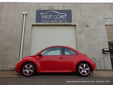 2001 Volkswagen New Beetle for sale in Portland, OR