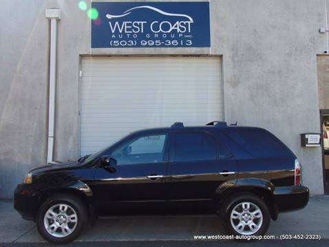 2006 Acura MDX for sale in Portland, OR
