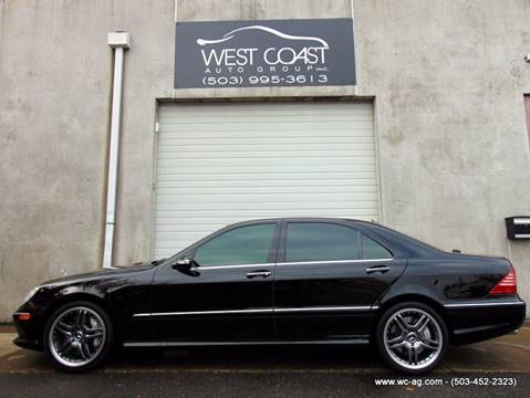 2006 Mercedes-Benz S-Class for sale in Portland, OR