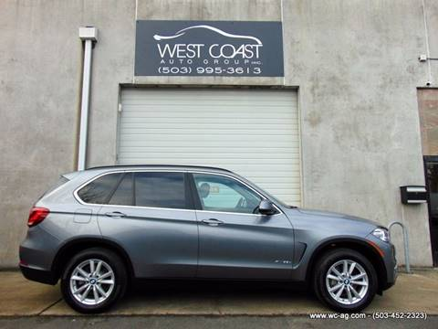 2015 BMW X5 for sale in Portland, OR