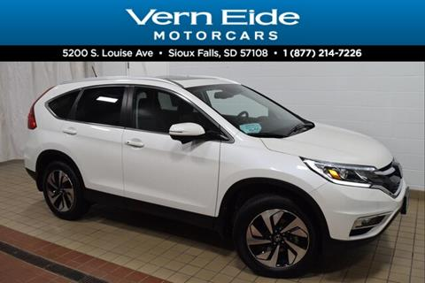 2015 Honda CR-V for sale in Sioux Falls, SD