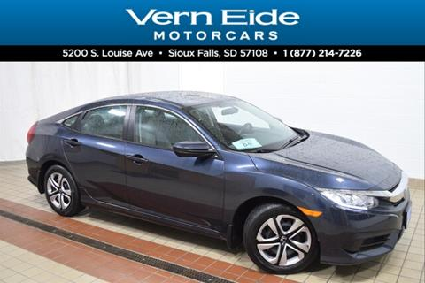 2016 Honda Civic for sale in Sioux Falls, SD
