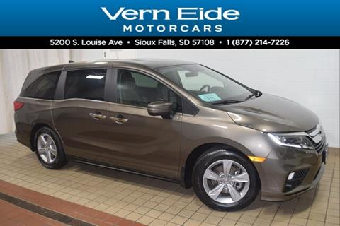 2019 Honda Odyssey for sale in Sioux Falls, SD