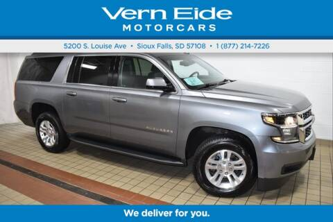 2019 Chevrolet Suburban LT 1500 for sale at VERN EIDE HONDA in Sioux Falls SD