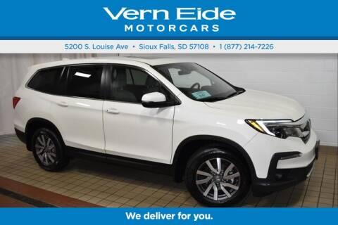 2019 Honda Pilot EX-L for sale at VERN EIDE HONDA in Sioux Falls SD