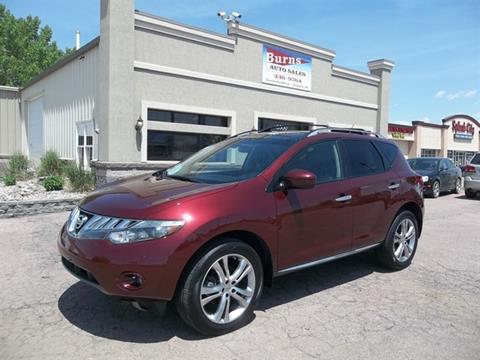 2010 Nissan Murano for sale in Sioux Falls SD