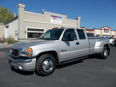 2006 GMC Sierra 3500 for sale in Sioux Falls SD