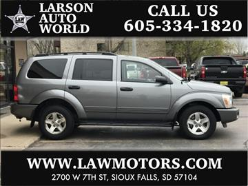 2005 Dodge Durango for sale in Sioux Falls, SD