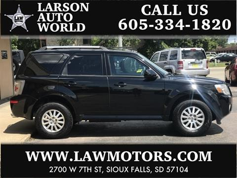 2010 Mercury Mariner for sale in Sioux Falls, SD