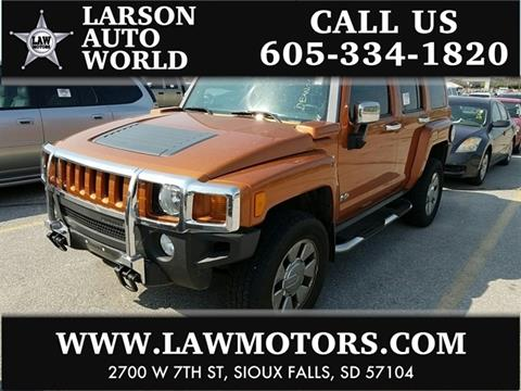 2007 HUMMER H3 for sale in Sioux Falls, SD