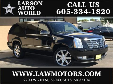 2010 Cadillac Escalade ESV for sale in Sioux Falls, SD