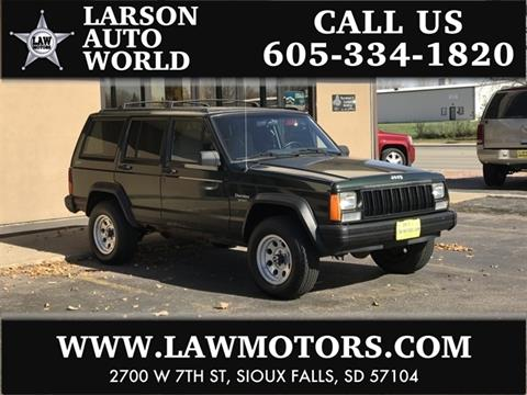 1996 Jeep Cherokee for sale in Sioux Falls, SD