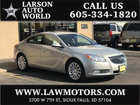 2011 Buick Regal for sale in Sioux Falls, SD