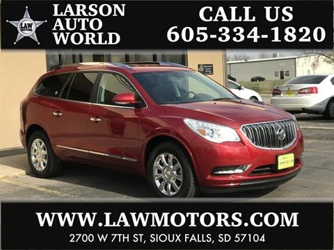 2013 Buick Enclave for sale in Sioux Falls, SD