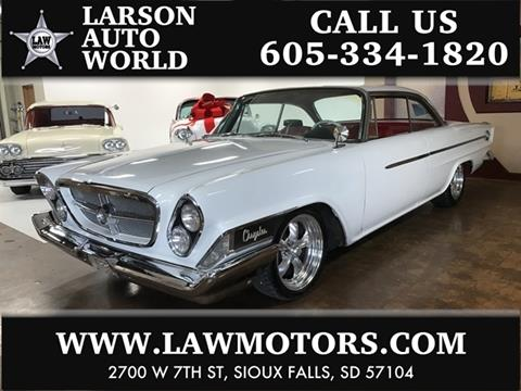 1962 chrysler 300 for sale for Law motors sioux falls