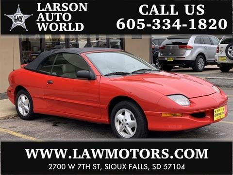 1998 Pontiac Sunfire for sale in Sioux Falls, SD