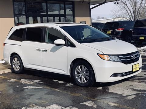 2014 Honda Odyssey for sale in Sioux Falls, SD