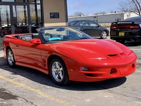 2002 Pontiac Firebird for sale in Sioux Falls, SD