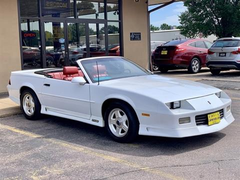 1991 Chevrolet Camaro for sale in Sioux Falls, SD