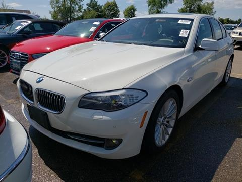 2013 BMW 5 Series for sale in Sioux Falls, SD