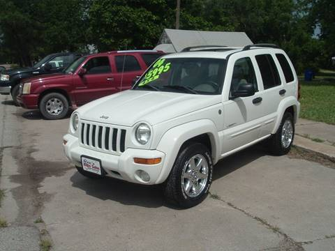 2004 Jeep Liberty for sale in Junction City, KS