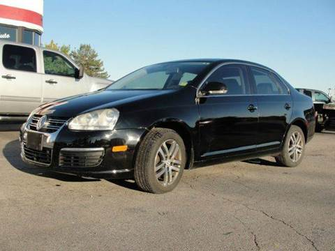 2005 Volkswagen Jetta for sale at Caesars Auto in Bergen NY