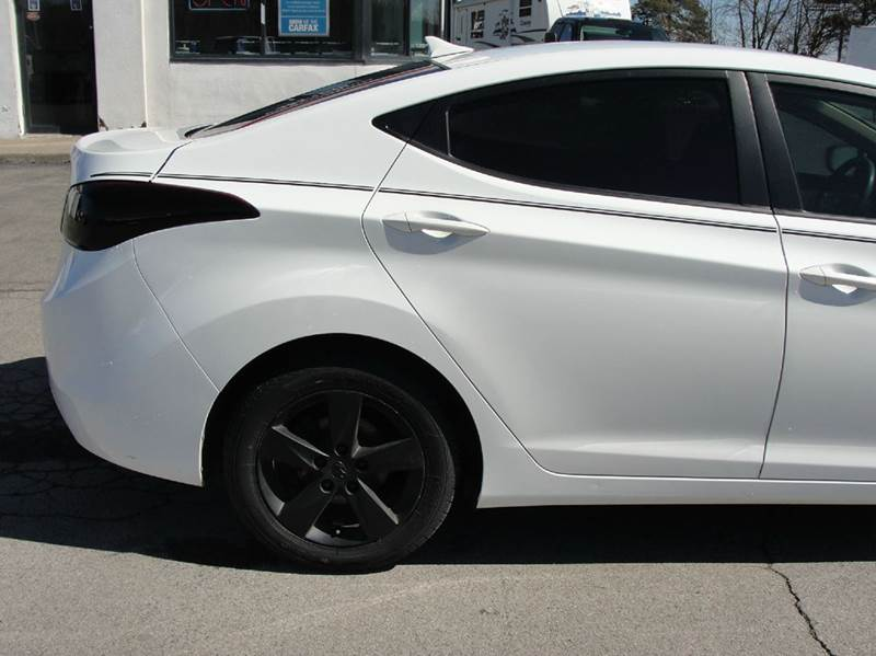 2013 Hyundai Elantra GLS 4dr Sedan 6A w/Alloy Wheels (US) - Bergen NY