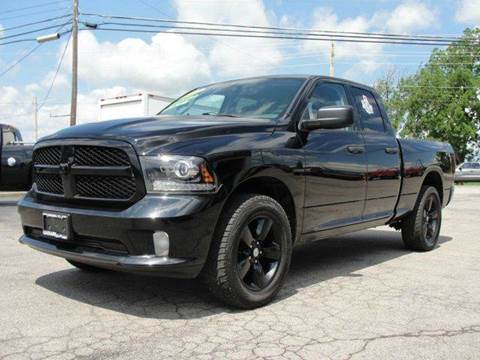 2013 RAM Ram Pickup 1500 for sale at Caesars Auto in Bergen NY